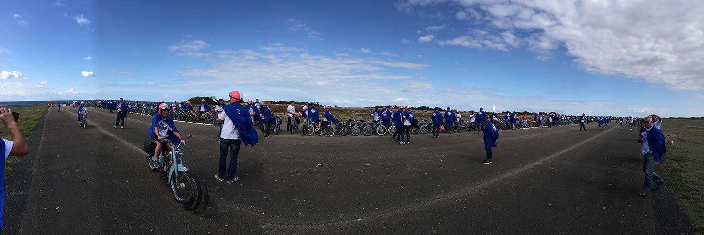 L'aérodrome de l'Ile d'Yeu - Grand Prix Meule Bleue 2015